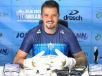 PROFIL Jacsson Antonio Wichnovski - Kiper Incaran Arema FC yang Pernah Bela Timnas Brasil U-23