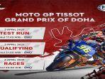 LIVE Streaming TV Online MotoGP Doha 2021, Ini Link Trans7 Gratis & Cara Nonton Fox Sports