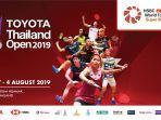 Jadwal Lengkap Babak Semi Final Thailand Open 2019, Sabtu 3 Agustus 2019: Tak Ada Wakil Indonesia