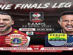 LINK Live Streaming Persija vs Persib Final Piala Menpora 2021 di Sini!
