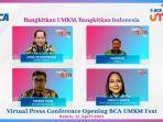 Pasarkan 18.000 Produk UMKM, BCA Hadirkan Platform UMKM Fest