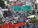 Tak Bisa TunjukKan Surat Rapid Antigen, 70 Persen Kendaraan Menuju Puncak Bogor Diminta Putar Balik