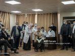 Jalur Gaza Memulai Vaksinasi Covid-19, Targetkan Petugas Kesehatan