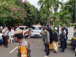 Jenazah Syekh Ali Jaber Dikawal Kepolisian Menuju Ponpes Darul Quran Tangerang