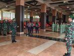 KSAD Terima Laporan Kenaikan Pangkat 16 Perwira Tinggi TNI AD