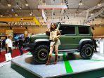 Inden Makin Panjang, Suzuki Jimny Segera Diproduksi di India