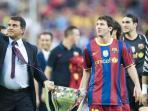 Rencana Gila Joan Laporta Agar Lionel Messi Bertahan, Mau Borong Sergio Aguero Hingga Erling Haaland