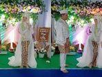 VIRAL Video Pengantin Pria Bengong Lihat Istri Joget TikTok saat Pernikahan, Ini Kisah di Baliknya