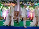 Kisah Pengantin Wanita Asal Magelang Joget TikTok saat Acara Pernikahan, Ajak Suami Joget Bareng
