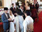 Silaturahmi Idul Fitri 2019: Jokowi dan AHY Datangi Megawati, Prabowo Pilih ke Keluarga Cendana