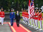 Jokowi: Malaysia Mitra Dagang Penting Indonesia