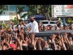 Jokowi Tampak Berkerumun di NTT, Ini Penjelasan Istana
