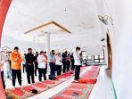 Jokowi Jadi Imam di Masjid Babul Janah, Ternyata Imam Masjid Jadi Korban Banjir, Belum Ditemukan