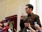 Jokowi Perintahkan Panglima TNI dan KSAL Kerahkan Kekuatan Optimal Cari KRI Nanggala-402