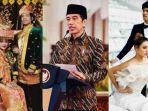 BREAKING NEWS, Jokowi dan Iriana ke Pernikahan Aurel dan Atta Halilintar Tak Pakai Mobil RI 1