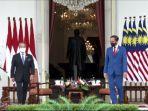 Jokowi dan PM Malaysia Muhyiddin Yassin Bahas Isu Perlindungan WNI dan Penanggulangan Covid-19