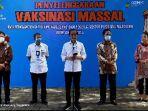 19.900 Pedagang Pasar dan Kaki Lima Malioboro Yogyakarta Divaksin
