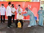 Jokowi Ungkap Alasan Tinjau Vaksinasi Hingga Halmahera Utara