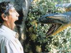 Sinopsis Film Anaconda, Teror Ular Terbesar dan Paling Mematikan di Dunia Asal Sungai Amazon