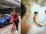 Intip Potret Pernikahan Julie Estelle dengan David Tjiptobiantoro di Maldives