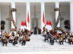 Umumkan Menpora yang Baru, Jokowi Ucapkan 3 Kata 'Sepak Bolanya Pak'