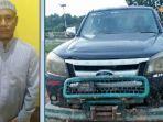 Kesal Karena Ini, Kades Husni Tabrak Warganya Sampai Tewas, Terpental dan 7 Meter Terseret Mobil