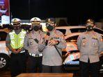Kakorlantas Pantau Puncak Arus Balik Libur Imlek di Tol Cikampek: Lalu Lintas Ramai Lancar