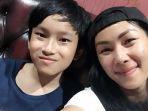 Pesan Azka Corbuzier ke Kalina Ocktaranny, Singgung Anak Vicky Prasetyo: Kau akan Selalu Jadi Ibuku