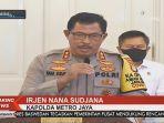 Sempat Dicopot Karena Kasus Kerumunan Rizieq, Irjen Nana Sujana Kini Ditunjuk Jadi Kapolda Sulut