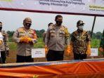 Setelah Dicopot dari Jabatannya, Kapolda Metro Panen Jagung di Tangerang