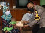 Istri Terduga Teroris Sampaikan Terima Kasih Jokowi Kirim Bantuan: Saya Senang, untuk Membiayai Anak