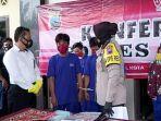 Aksi Duda Asal Pemalang Pacari Janda Gasak Sepeda Motor di Tegal
