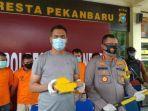 4 Bersaudara Rusak Pagar Tembok SD di Pekanbaru Pakai Palu Bodem, Ini Motifnya