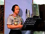Kapolri Rekaman Lagu Berjudul Untukmu Indonesiaku