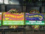 Roy Suryo Sindir Karangan Bunga di Rumah Moeldoko, Banyak yang Tak Dibayar