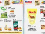 Katalog Promo JSM Alfamart 6 - 8 November 2020: Sania Beras Premium 5 Kg, Rp 54.500 dengan Kartu BNI