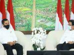 Komitmen Berantas Mafia Tanah, Kabareskrim Silaturahmi ke Menteri ATR/Kepala BPN