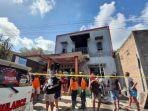 BREAKING NEWS: Bangunan Kos-kosan Terbakar, 3 Penghuninya Tewas