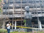 Kenangan Jaksa Agung Terhadap Gedung Kejaksaan Agung yang Terbakar