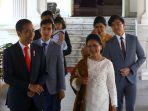 Kemarin Iriana Ulang Tahun, Jokowi Terlihat Sendiri Tanpa Sang Istri, Kemana Sang Ibu Negara?