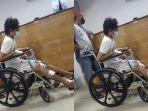Viral Pemuda Ngaku Cuitannya Soal Bayar BPJS Seolah jadi Kenyataan, Luka Parah setelah Kecelakaan