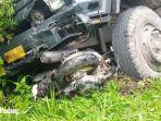 Truk Tabrak 6 Kendaraan, Ibu dan Anak Usia 3 Tahun Tewas dalam Kecelakaan di Sitinjau Lauik Padang