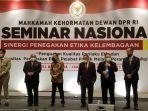 MK DPR Memiliki Komitmen Tinggi dalam Upaya Penegakan Etika Pejabat Publik