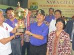Kejurkot PBSI Jakarta Pusat Piala Nawa Cita Institute Mencari Kido/Hendra Baru