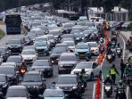 Wagub DKI Klaim Kemacetan Jakarta Sudah di Level Wajar