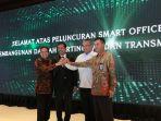 Masuki Revolusi Industri 4.0, Kemendes PDTT Gandeng BNI Wujudkan Smart Office