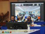 Persiapan Pemberlakuan TSS di Selat Sunda dan Lombok, Kemenhub Gelar Table Top Exercise