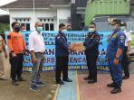 KSOP Kelas III Sunda Kelapa Lepas Satu Kontainer Bantuan untuk Korban Banjir Karawang