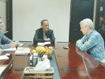 Kementan Bahas Masalah Pangan dan Gizi Bersama FAO dan WFP