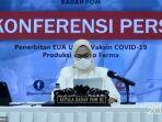 Tidak Melalui Uji Klinis, Vaksin AstraZeneca Diizinkan Penggunaanya di Indonesia